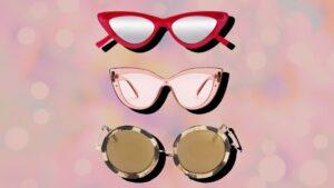 Pair of Sunglasses