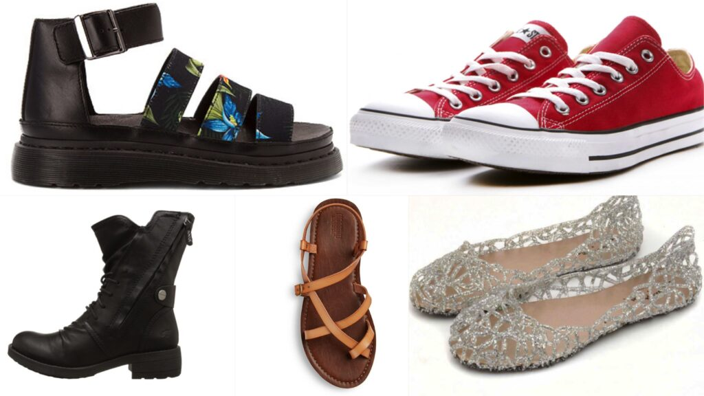 Summer Footwear Fashion