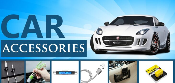 Fun car accessories to liven up your vehicle